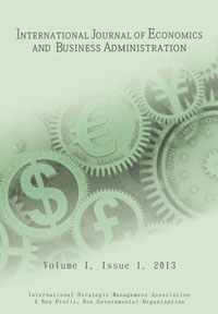 Home - International Journal of Economics and Business Administration